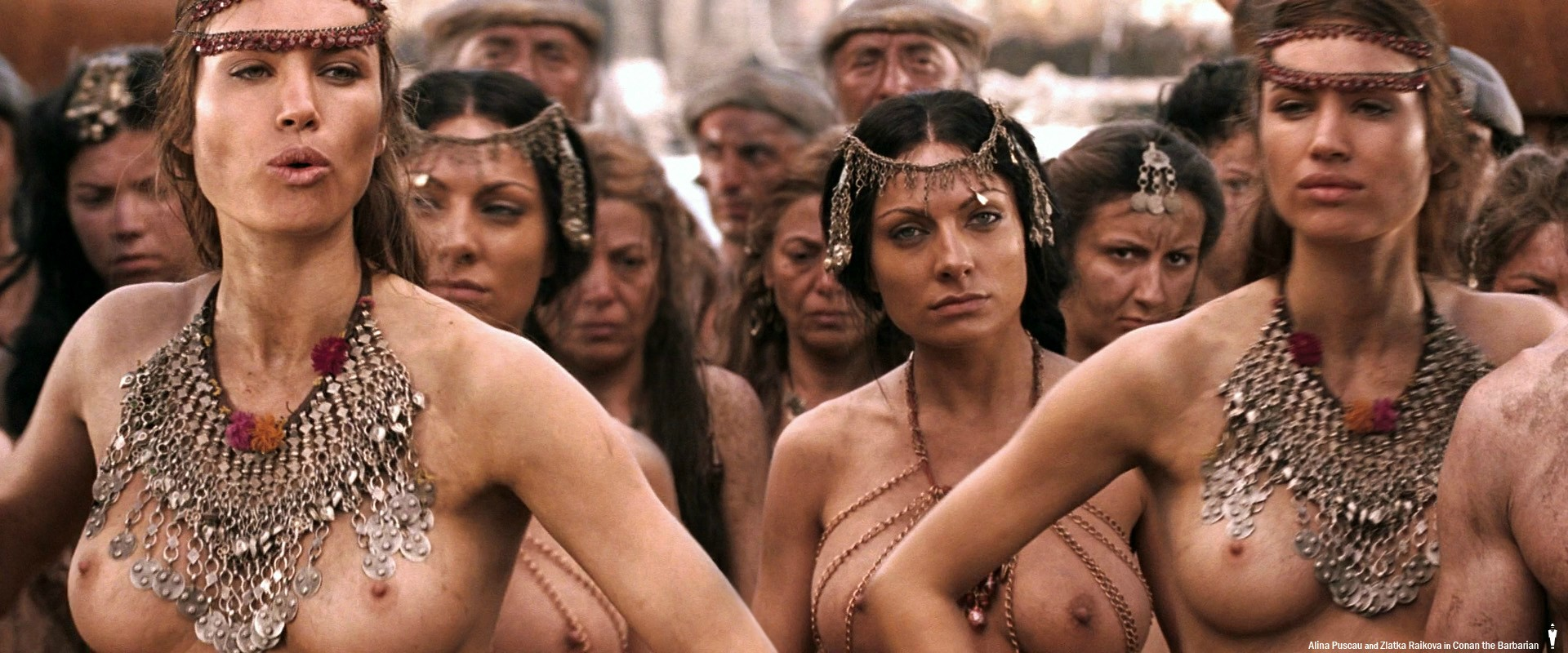 Nude picture from conan the barbarian 3d erotic movie