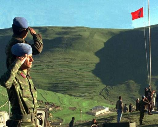 Atatürk árnyéka ünnepség