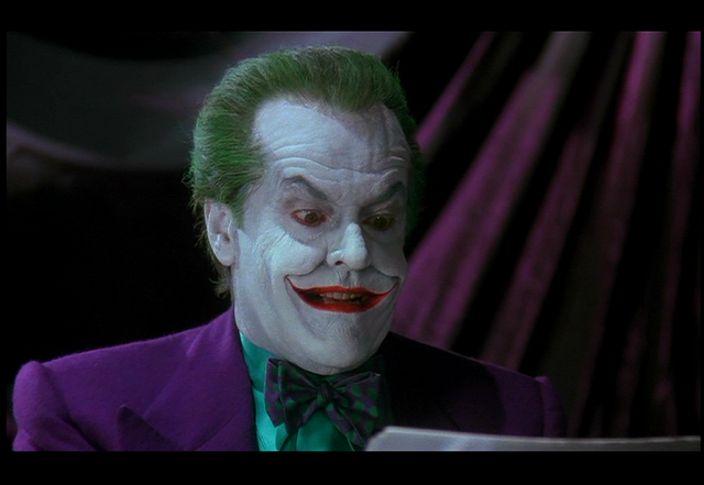 Pics Photos - The Joker 1 The Joker Jack Nicholson And Heath Ledger Joker Smile Png