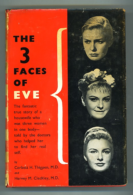 three faces of eve essay Items 1 - 33 of 33  the control of eve: the true story behind the three faces of eve  the essays  in literary and anthropological studies were written in.