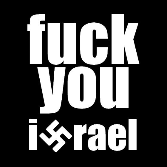 Fuck You Israel 90