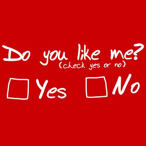 Do You Like Me Ti Rt Giyen Erkek Iticili I 474110