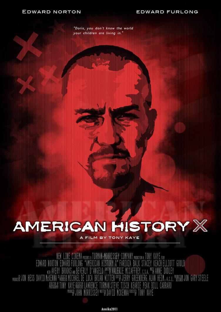 movie american history x essay Read this essay on american history x come browse our large digital warehouse of free sample essays get the knowledge you need in order to pass your.