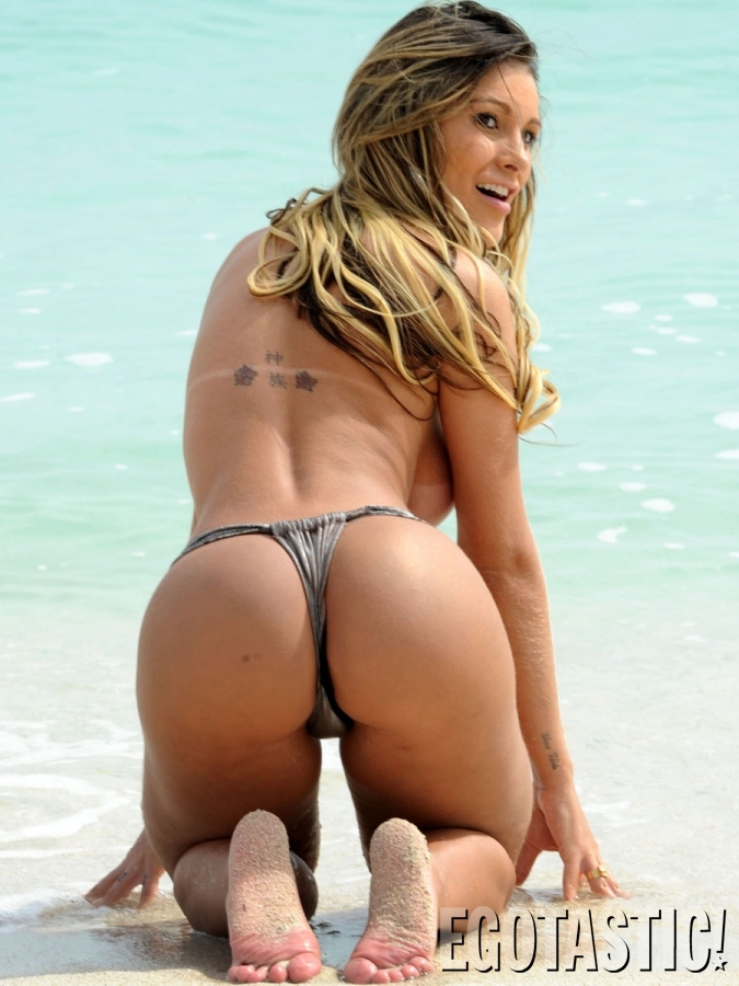 Andressa urach making off