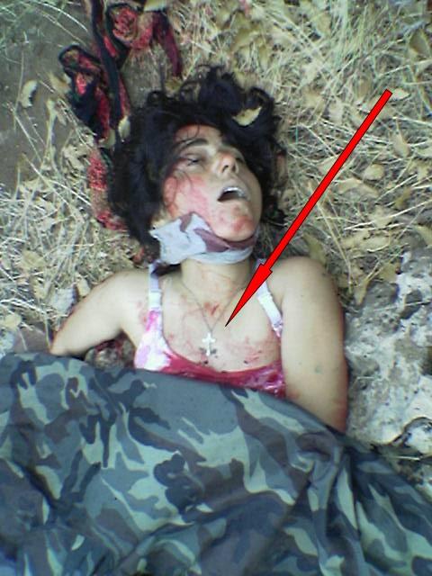 Cizrede çıplak PKKlı kadın fotoğrafına valilikten
