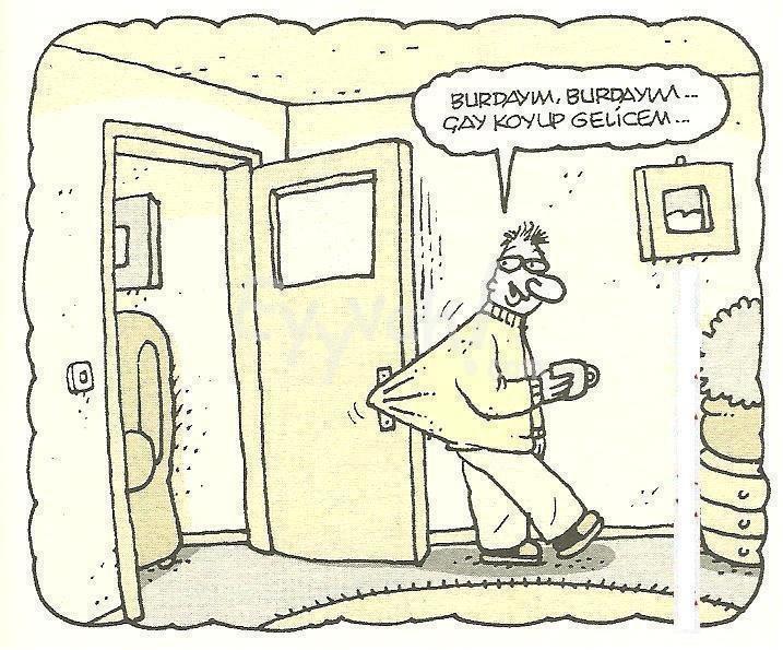 Anlamlı karikatürler
