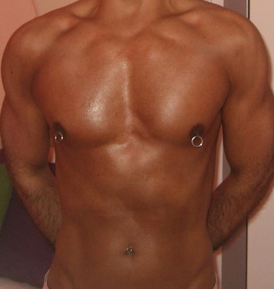 Men large nipple gay when you get 2 dudes 6