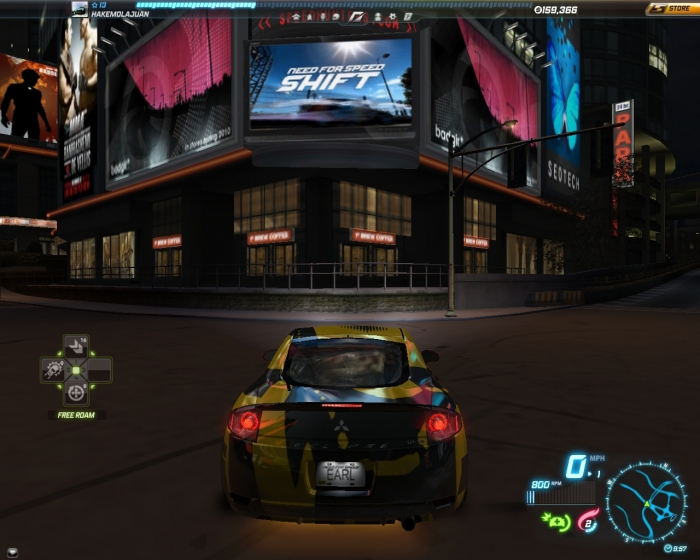 need for speed shift resim 1