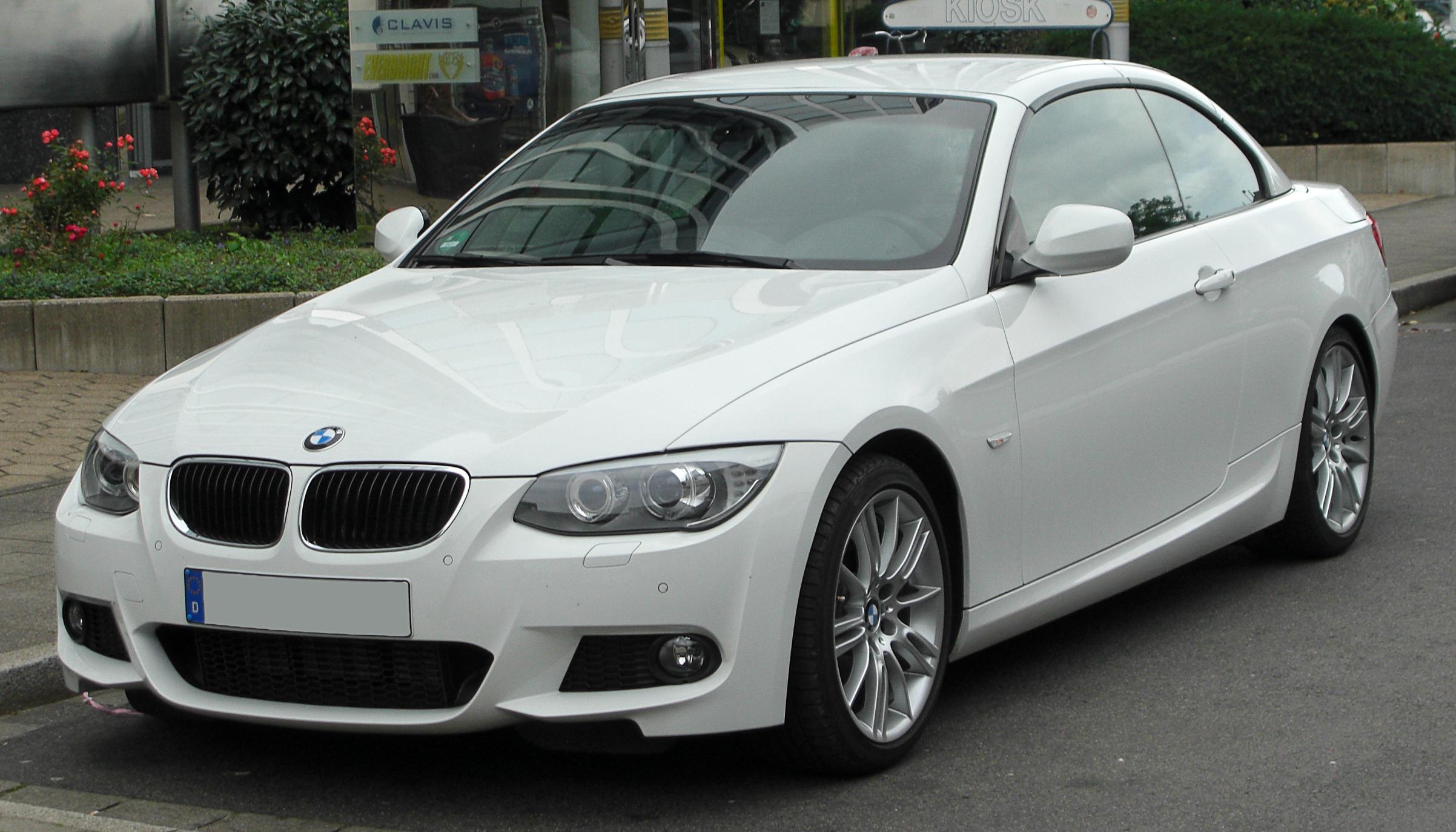 Комплектация BMW по VIN коду  расшифровка и определение