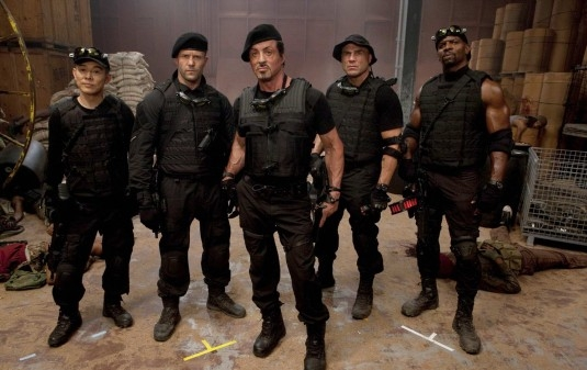 the expendables resim 1