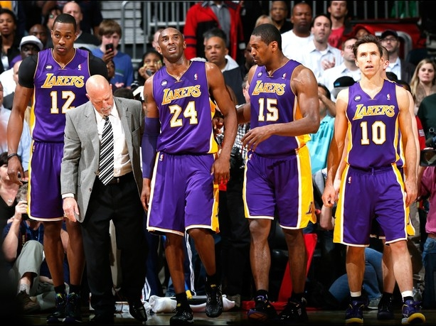 los angeles lakers resim 2
