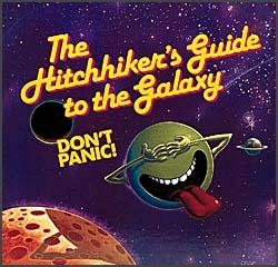 the hitchhiker s guide to the galaxy resim 2