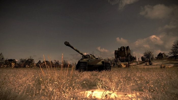 world of tanks resim 1