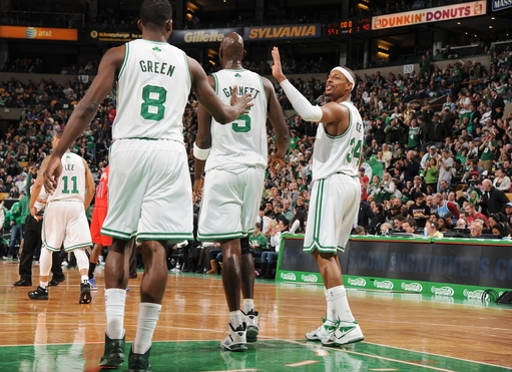 boston celtics resim 1
